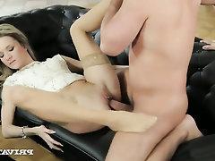 Amateur Anal Babe Big Cock Blowjob