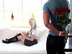 Teen Skinny Erotic Blowjob