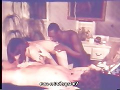 Blowjob Group Sex Interracial Threesome Vintage