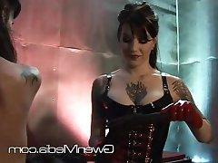 BDSM Bondage Femdom Latex Spanking