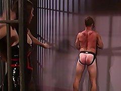 BDSM Brunette Femdom Latex MILF