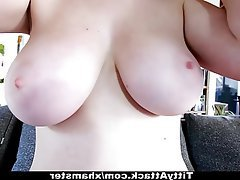 Big Boobs Brunette Cumshot Pornstar